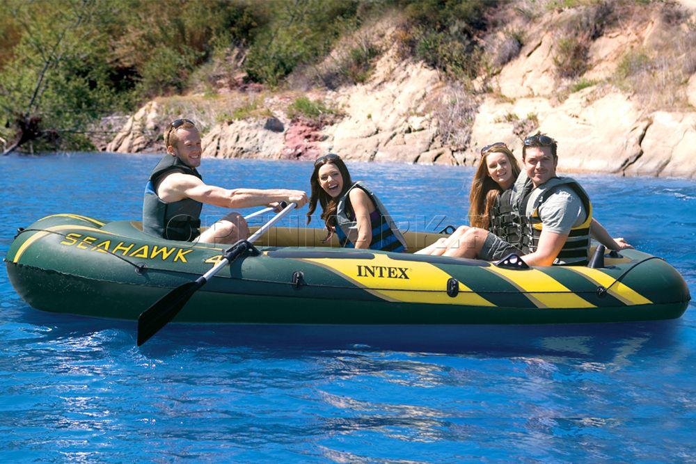 купить надувные лодки экстрим